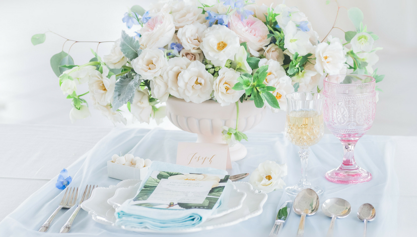 Intrigued Experience 2017 Florals | BBJ Linen
