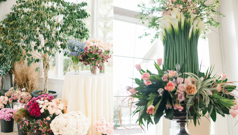 Intrigued Experience 2017 Florals and Greenery | BBJ Linen