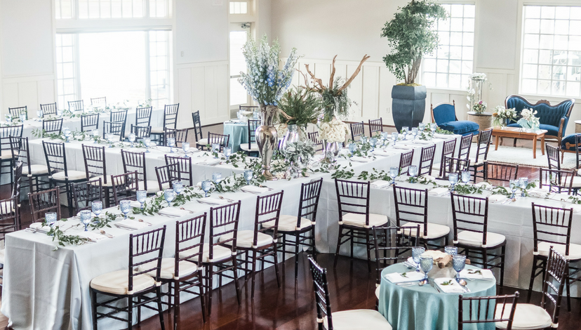 Intrigued Experience 2017 Tablescape | BBJ Linen