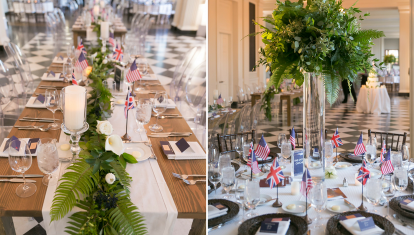 Fourth of July Party Ideas | BBJ Linen