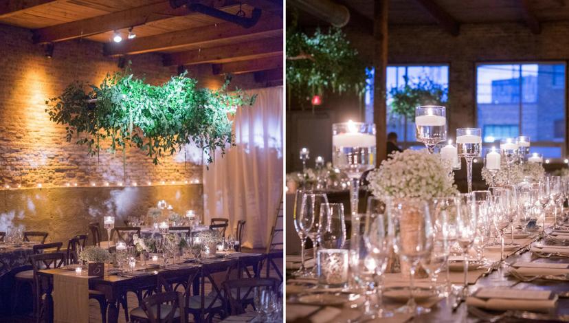 Candlelit Wedding Inspiration | BBJ Linen