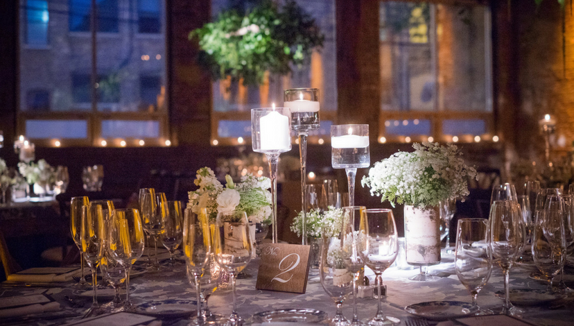 Centerpiece Table Decor | BBJ Linen