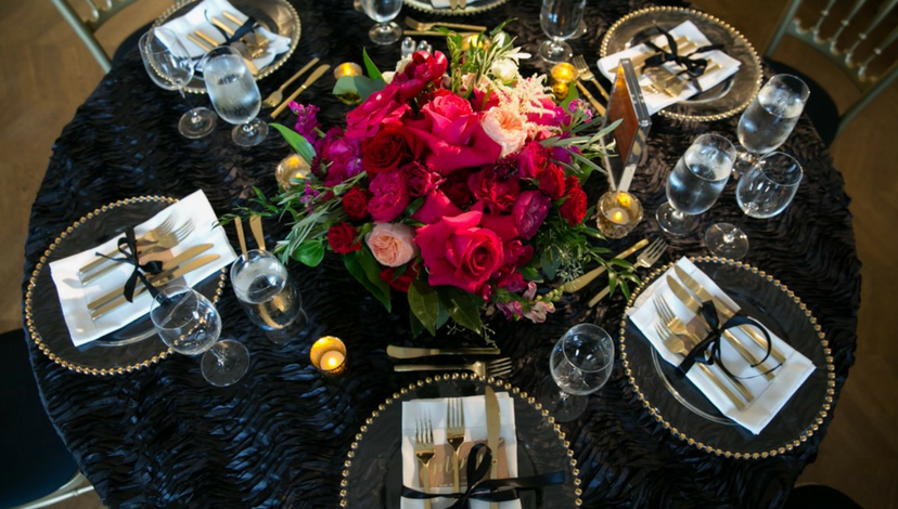 Centerpiece Decor | BBJ Linen