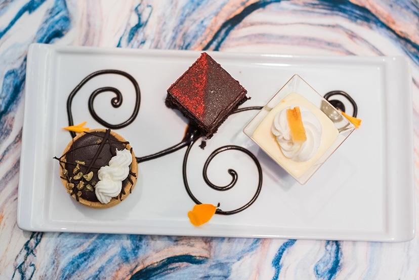 Dessert Appetizers   BBJ Linen
