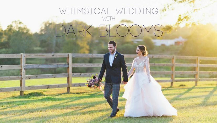 Whimsical Wedding | BBJ Linen