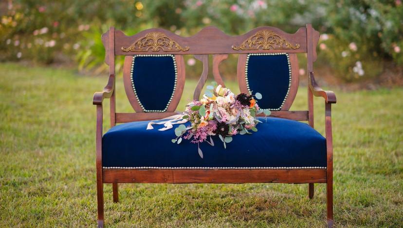 Whimsical Wedding Accents   BBJ Linen