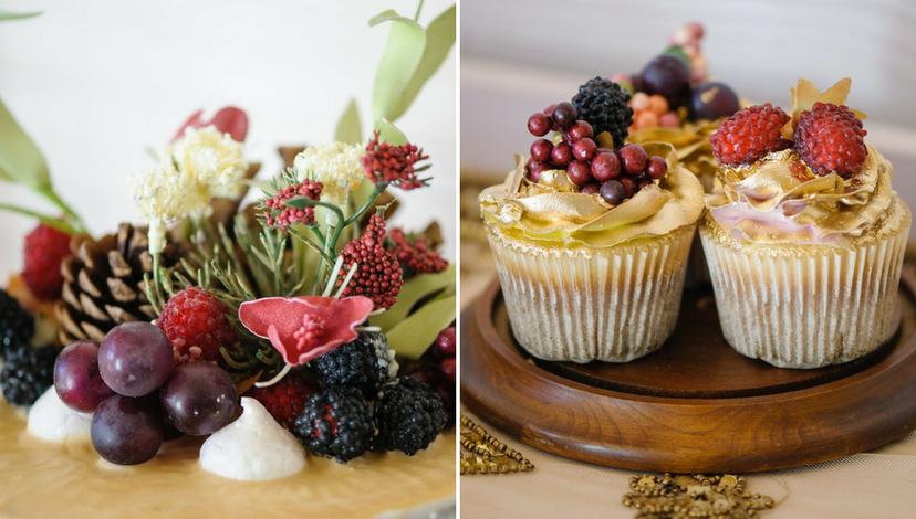 Wedding Cake Berries | BBJ Linen