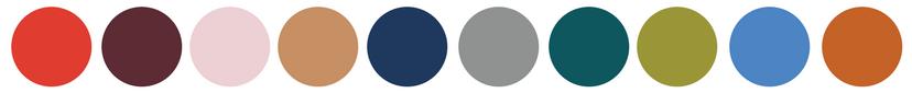 2017 Fall Trending Colors   BBJ Linen