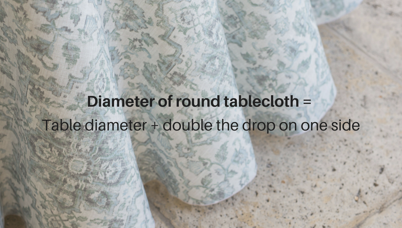 How To Measure Round Table.How To Choose The Right Tablecloth Sizes For Event Tables Linen