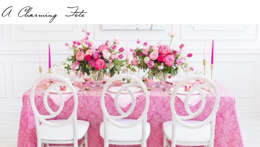 A Charming Fete Events