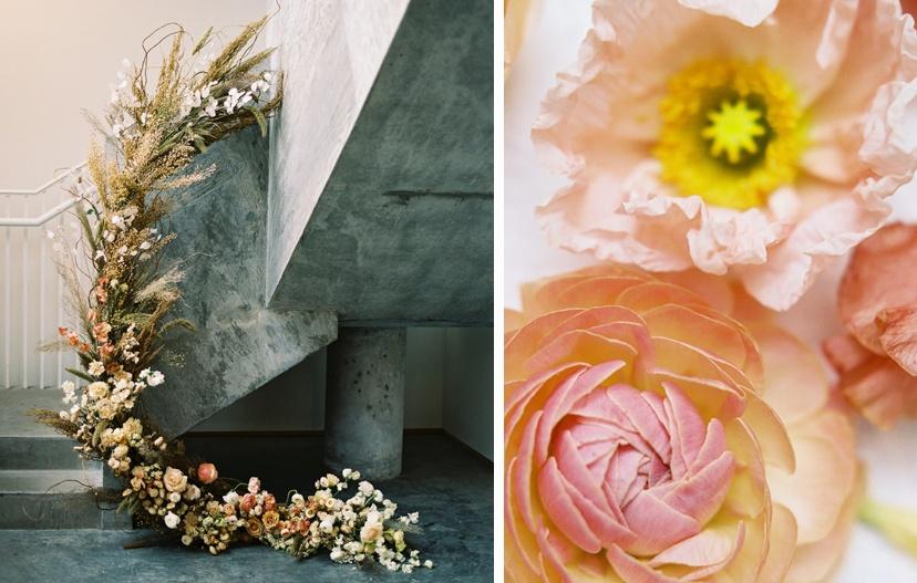 Instagram Worthy Floral Garland