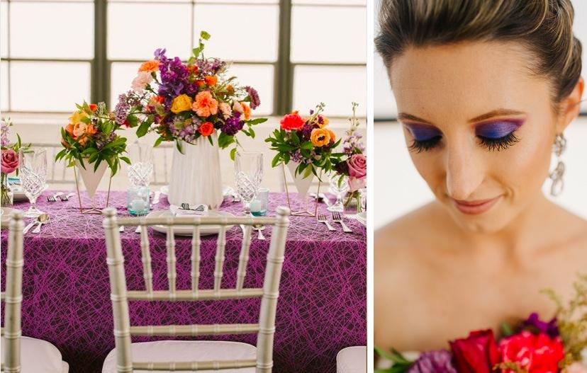 Ultra Violet Event Color Inspiration