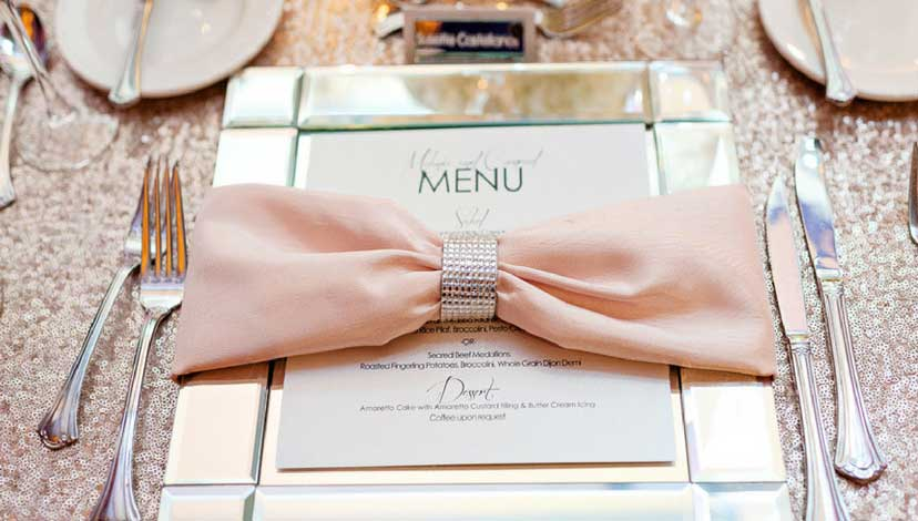 couture-event-peach-knife-fork