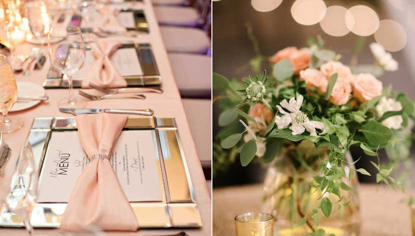 couture-event-peach-napkins