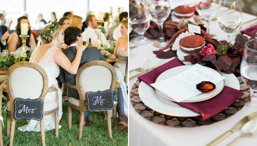 Rustic Wedding Theme Ideas & Unique Event Decor - Linen Rentals ...