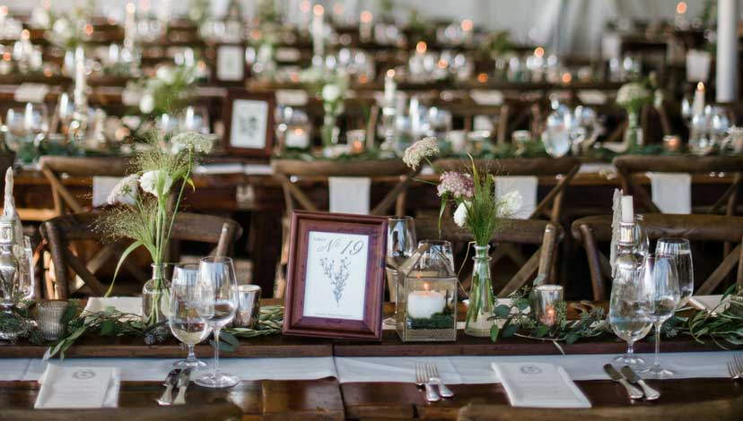 rustic-wedding-dining-glass