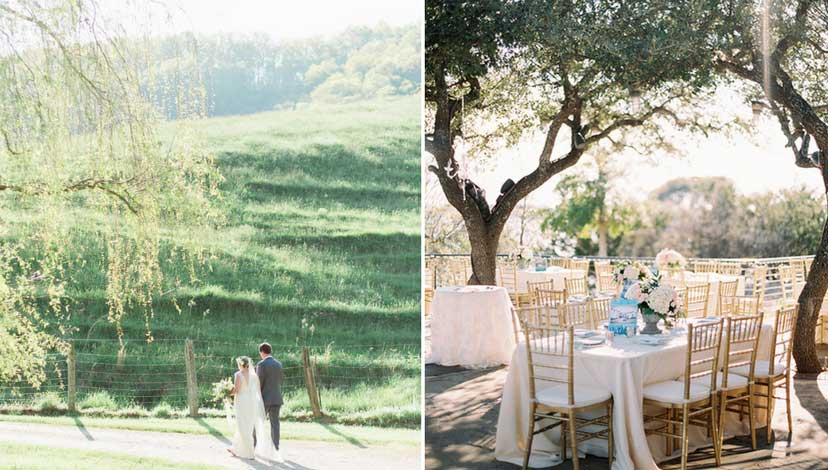 Rustic-wedding-outdoor
