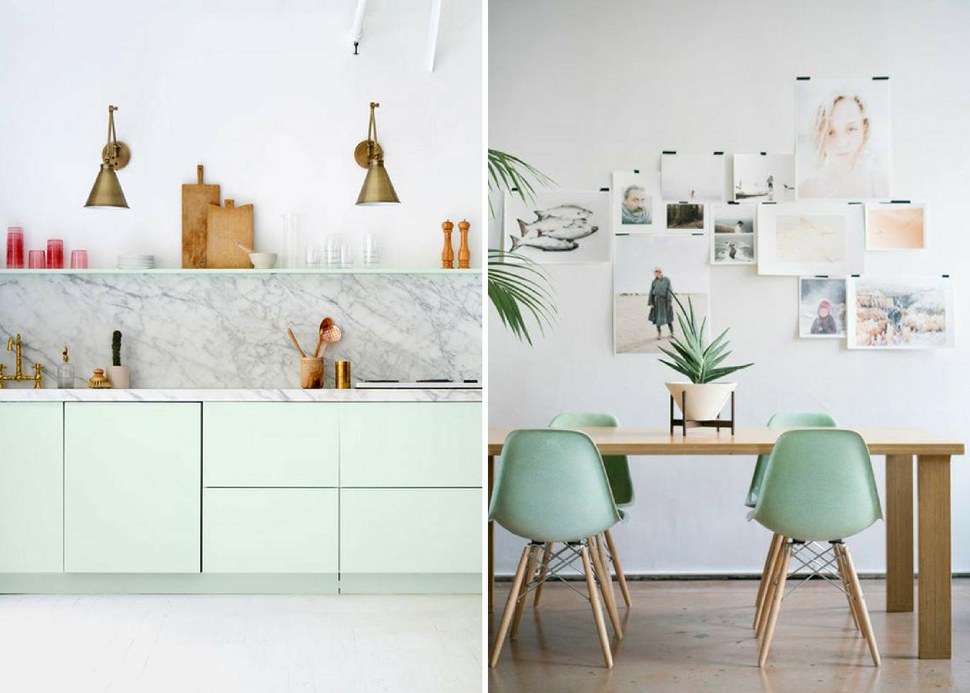 Hemlock Green Inspired Interior Design Oh Happy Day