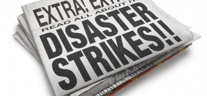 News Clippings Of Natural Disasters All Over The World