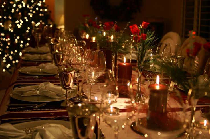 Attractive Elegant Christmas Party Ideas Part - 8: ... Credit Image