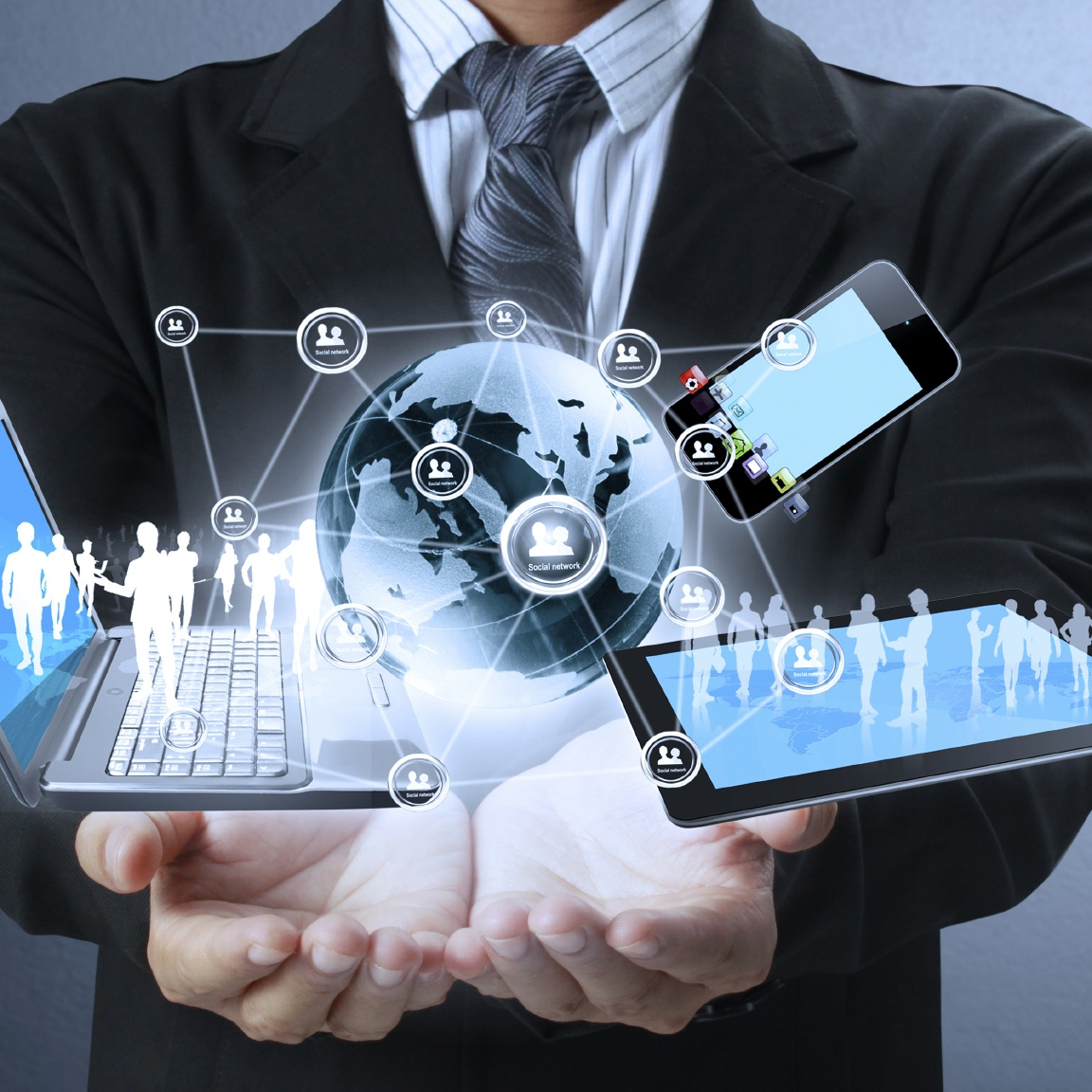 Technology Management Image: Top 4 Marketing Reads: Does Technology Drive Innovation