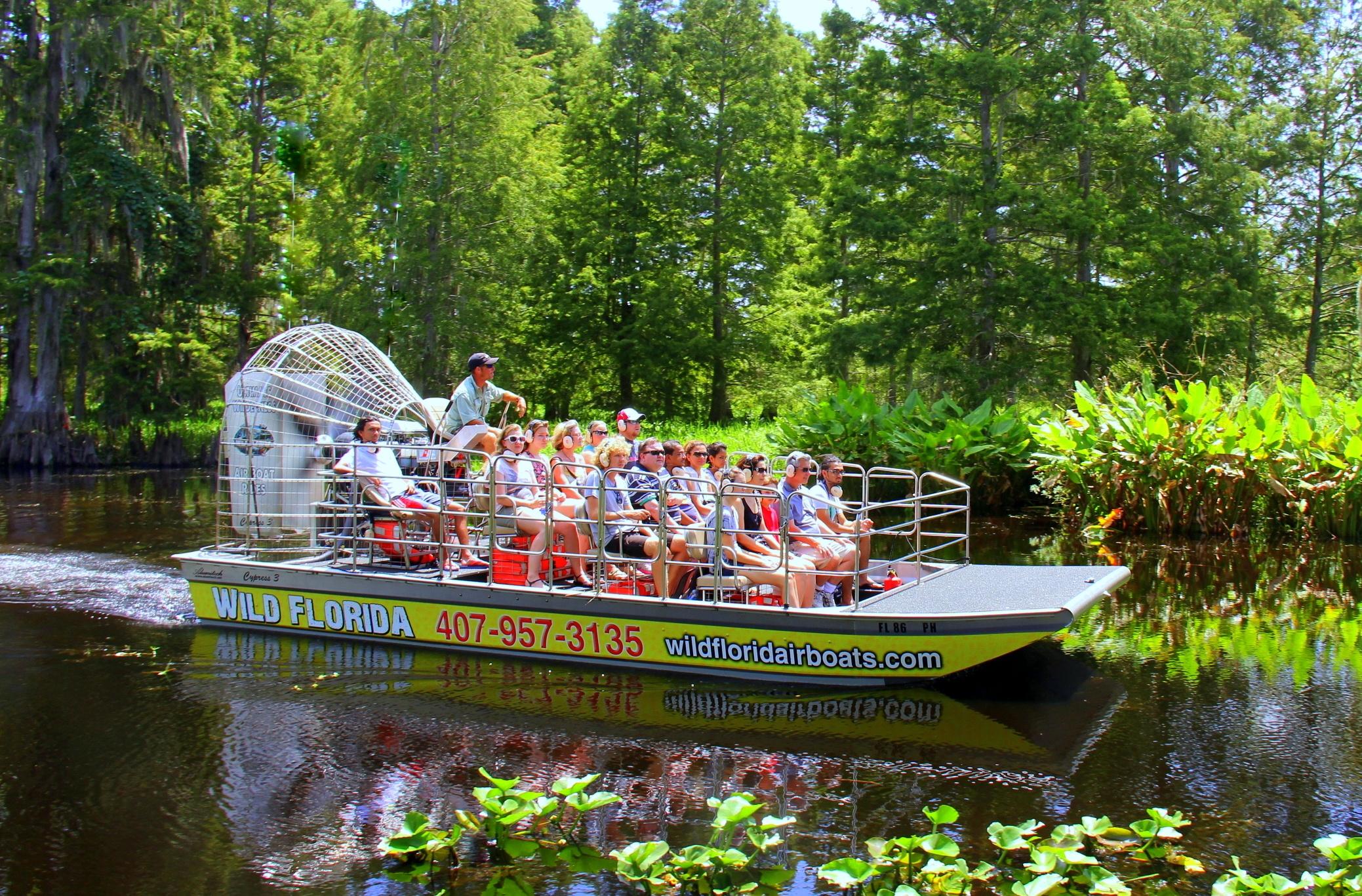 Central Florida Swamp Tours