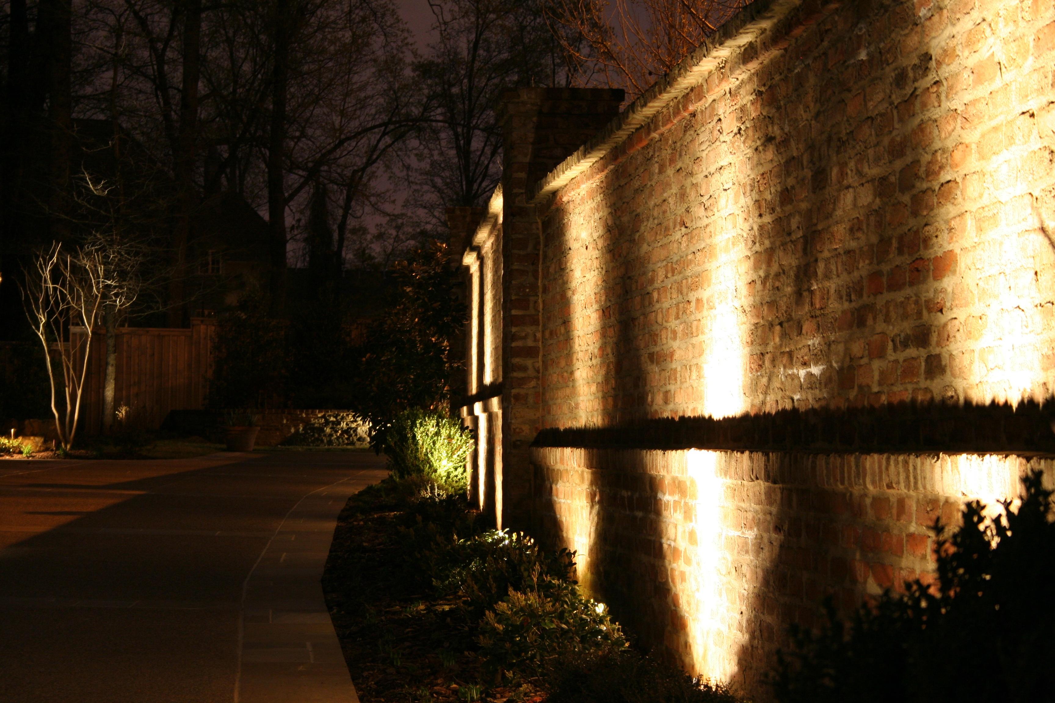 Memphis Landscape Lighting Services   Image Gallery