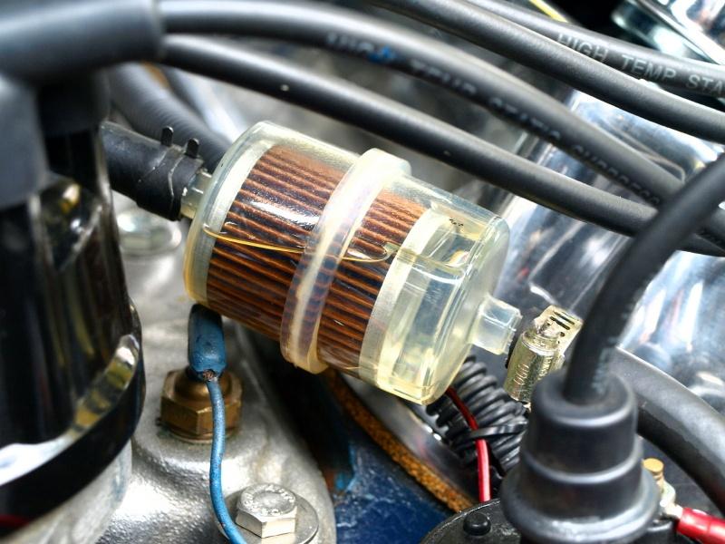 Los problemas más frecuentes que se dan en el filtro de combustible 11108143f2