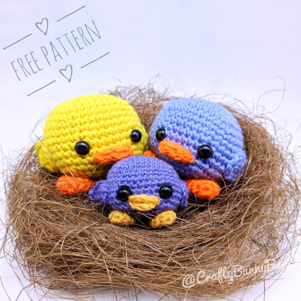 Little Bird - Free Crochet Pattern - Stella's Yarn Universe | 998x1000
