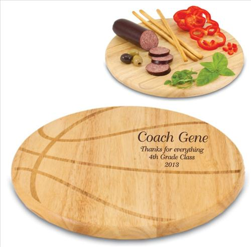 Basketball Cutting Board