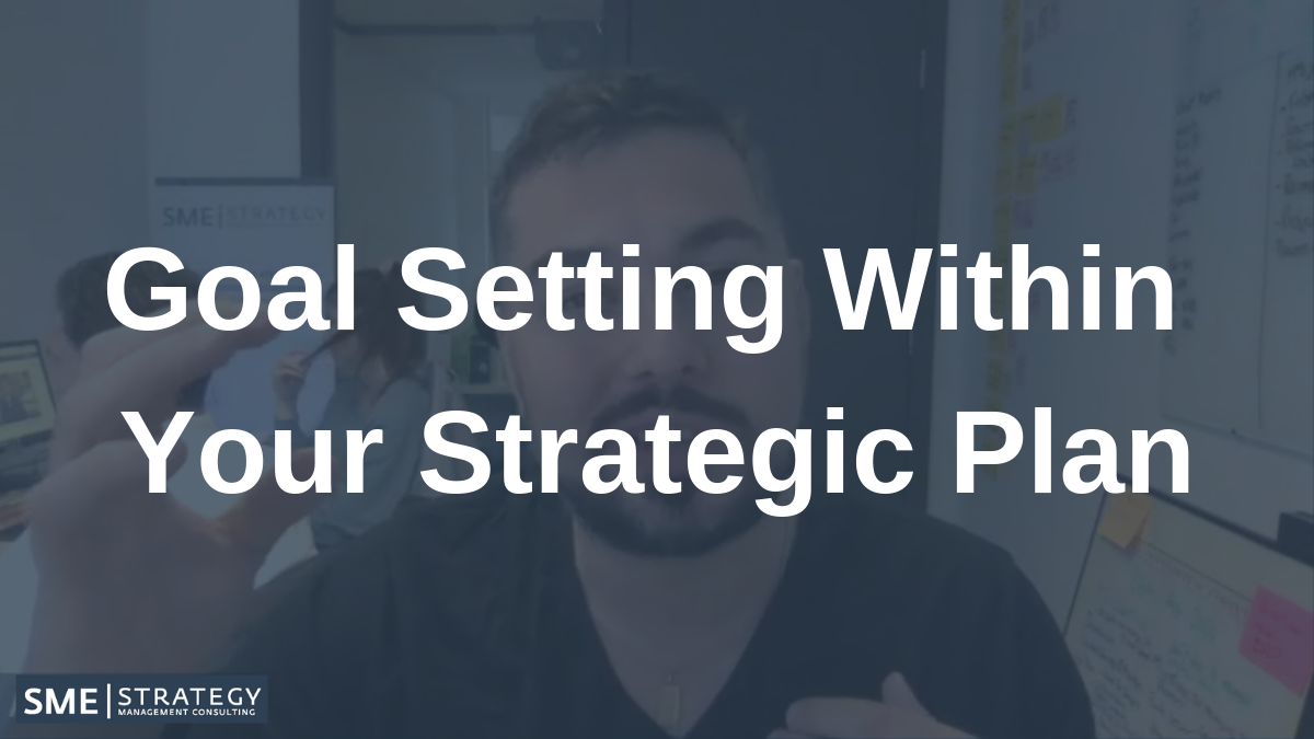 Strategic Planning Helps You Achieve Your Organizational