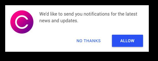 Claromentis mobile push notifications