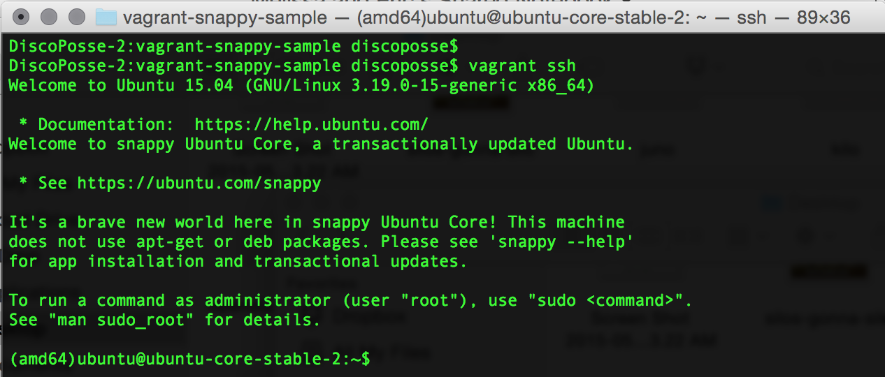 Linux in a Snap: The Canonical Snappy Linux Distro