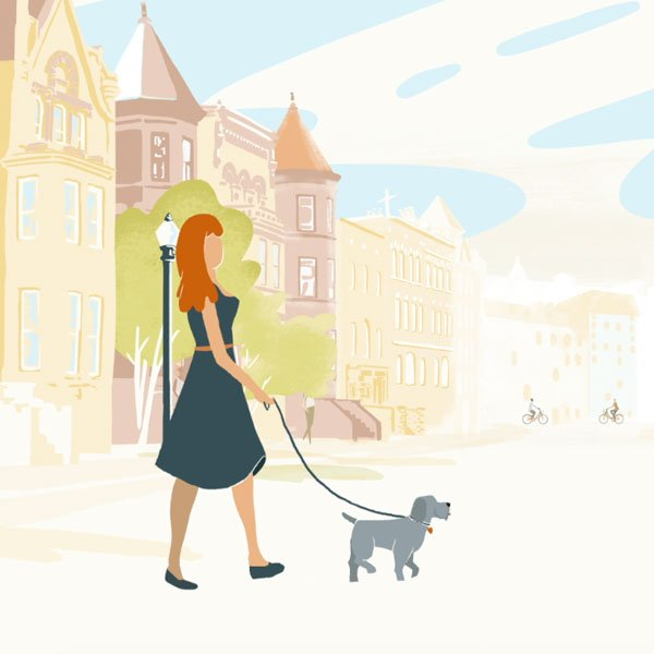 "Image from EYA's  animated brand video ""A better place to call home"""