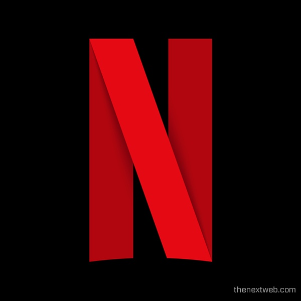 Grafik Blog New Netflix Social Media Icon Logo Picture