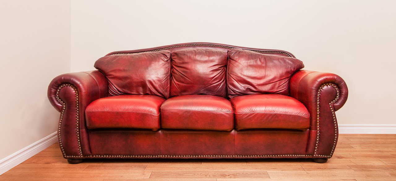 Leather Restoration The Ultimate Guide, Red Leather Furniture