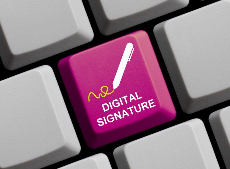 3 advantages of digital signing