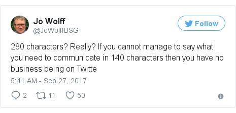 Tweet Length Banter
