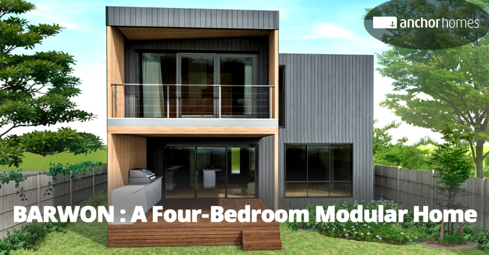 4 bedroom modular homes design focus barwon 4 bedroom modular home 13967