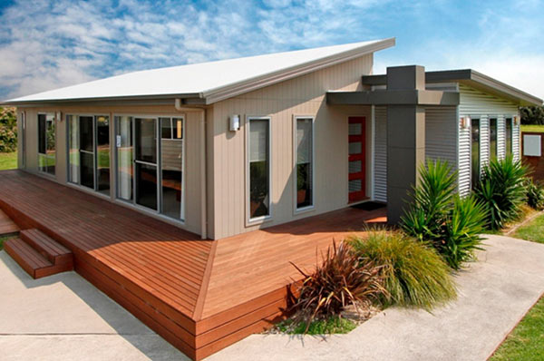 3 best modular granny flat designs for Granny homes