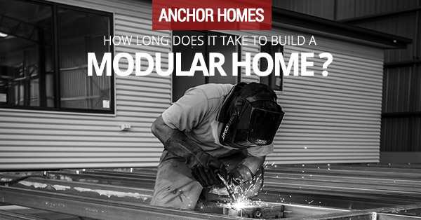 How long does it take to build a modular home for How long does it take to build a house
