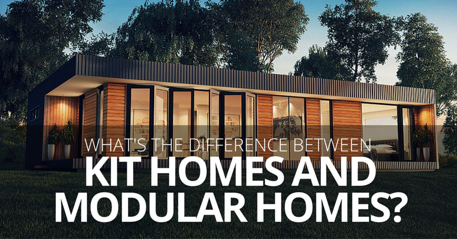 Kit homes vs modular homes - Difference between modular and manufactured home ...
