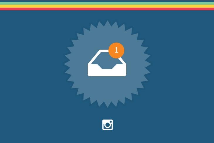 how to delete instagram direct