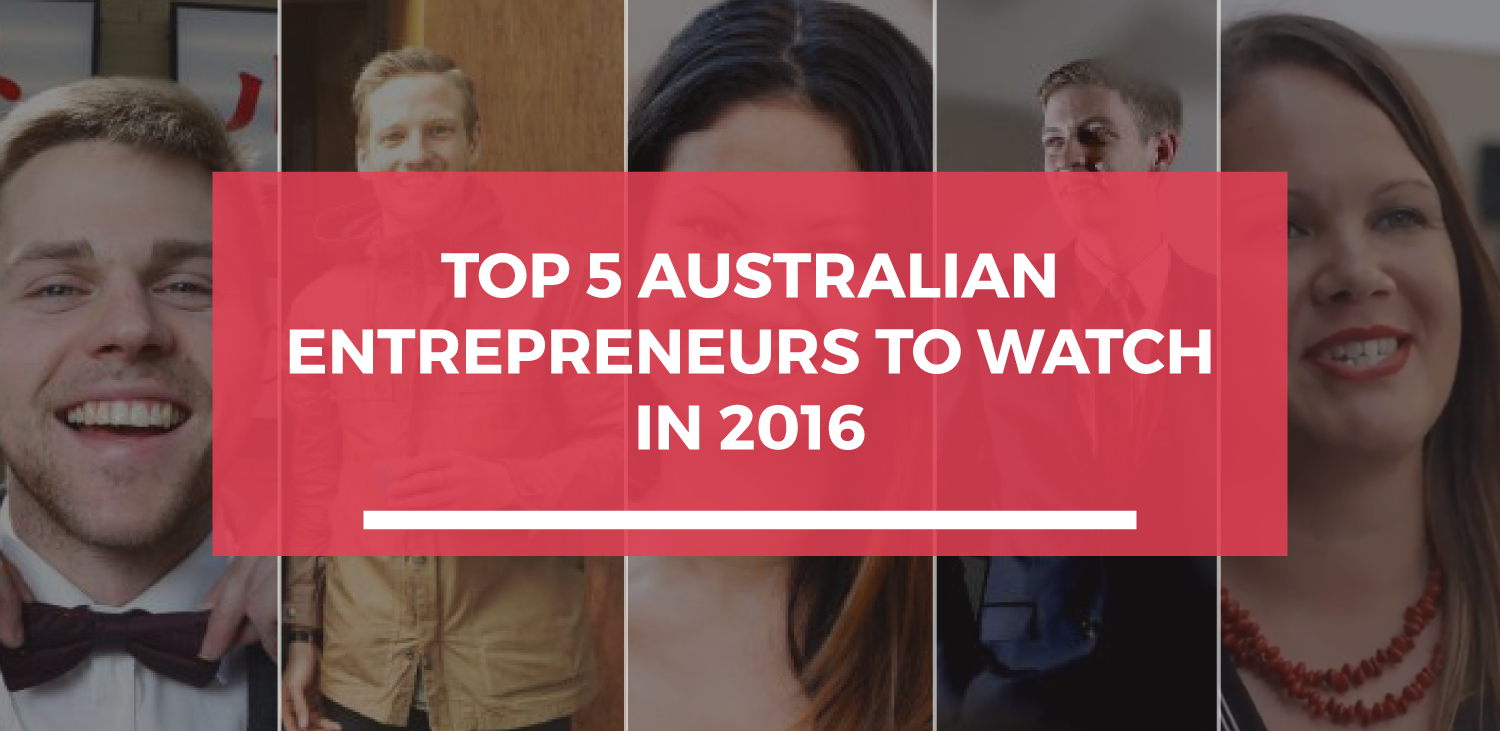 top 5 entrepreneurs 2016