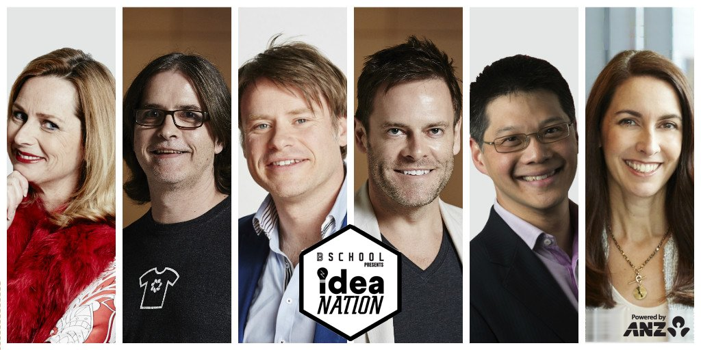 Idea nation panel of experts 2016
