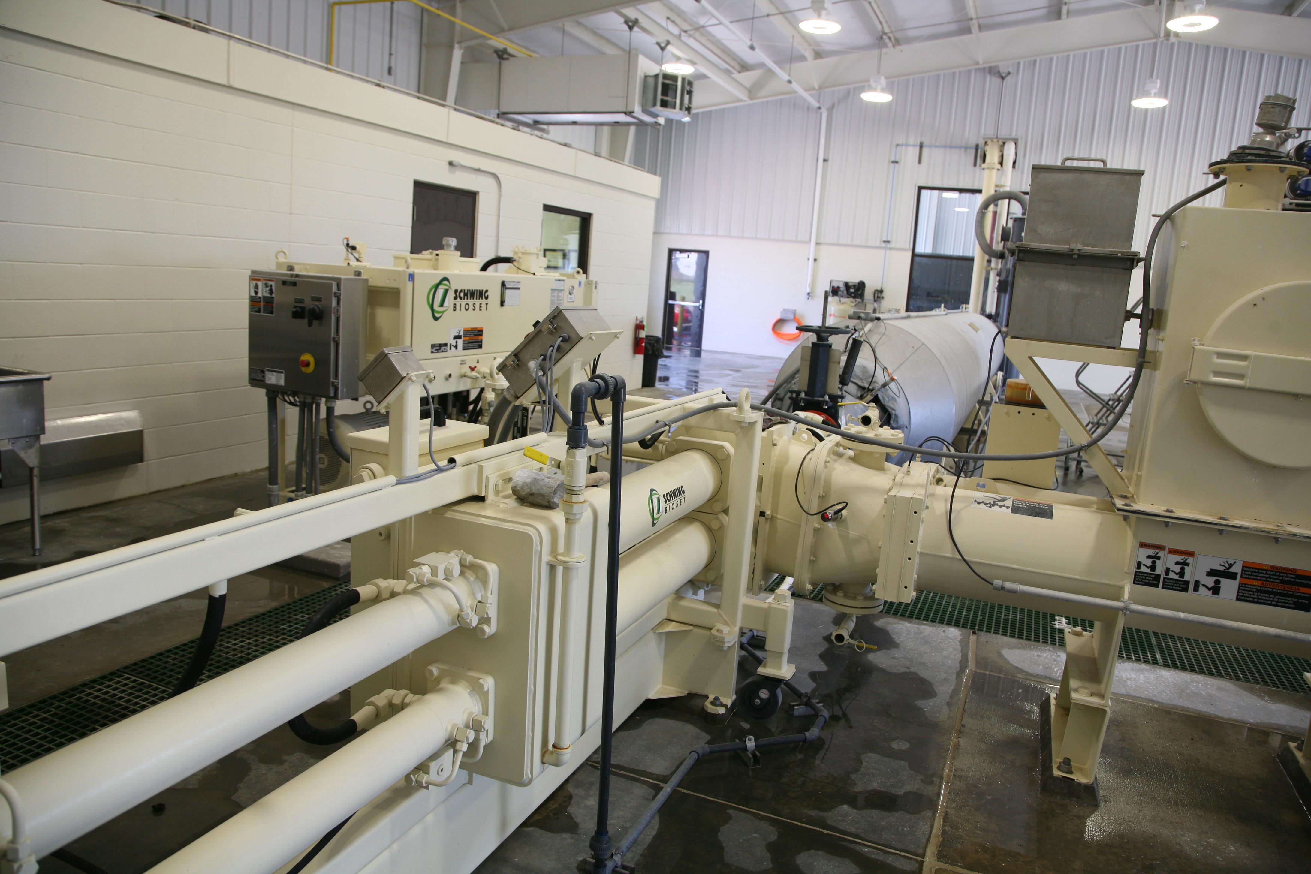Schwing Bioset Pump and Reactor