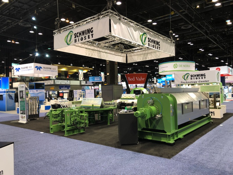 Schwing Bioset Trade Shows