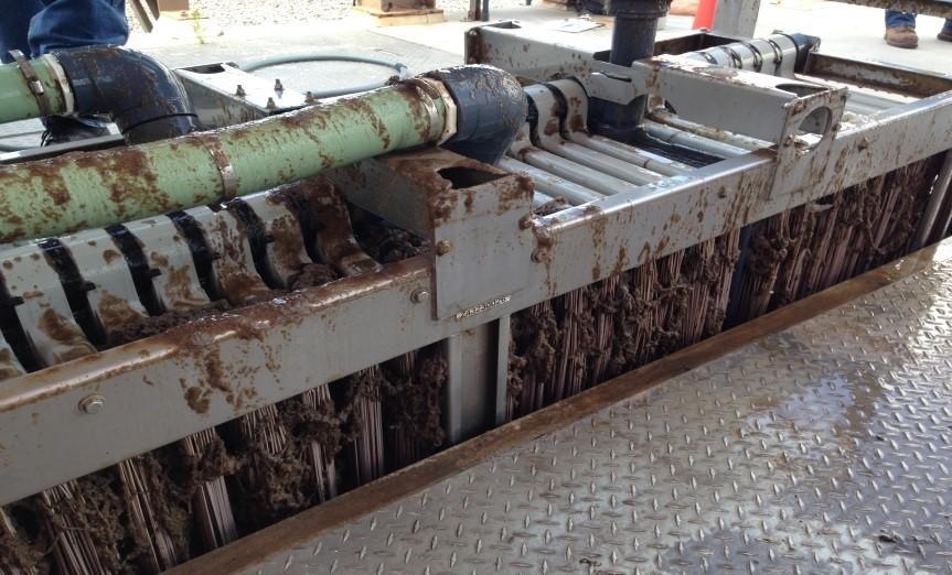 Old Membrane Bioreactor at Manor WRF