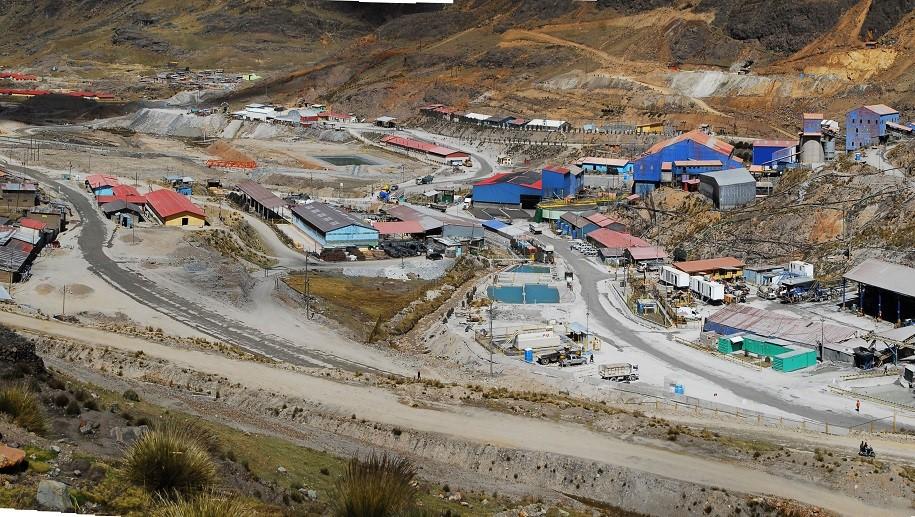 Andaychagua Mines