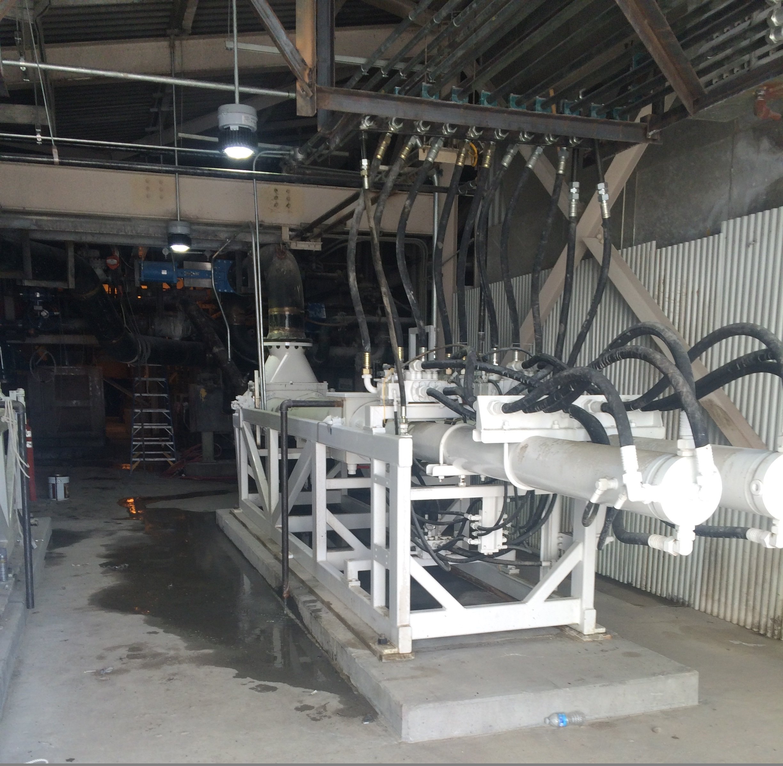 Schwing Bioset Mining Piston Pump